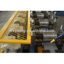 Rolo de aço rack formando máquina