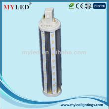 2700k-6000k G24 2pin 4pin G23 E27 360degree 11w led pl lampe