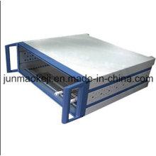 Piezas de sellado de aluminio para gabinete utilizado