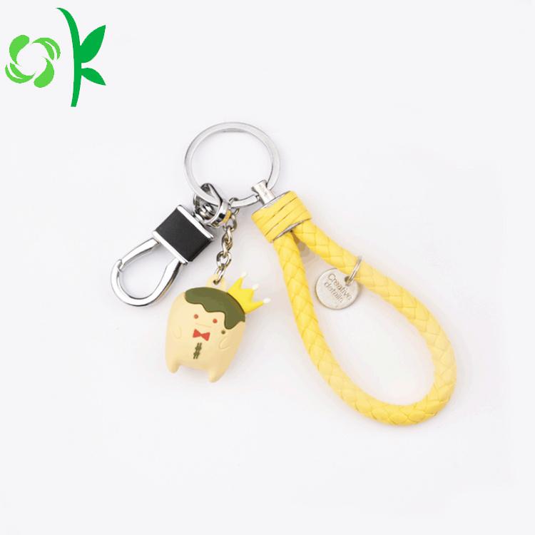 Silicone Design Keychain