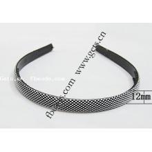 Gets.com abs plastic rhinestone watch pu leather band