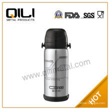 2014 new type stainless steel travel united thermos vacuum flask