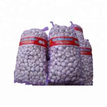 Cheap price HDPE mesh bag for onions garlic mesh bag