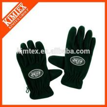 wholesale custom polyester cheap winter gloves