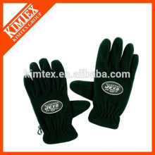 Оптовые пользовательские полиэфирные дешевые зимние перчатки