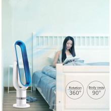 Liangshifu Ventilateur électrique sans lame, écran tactile 18 pouces