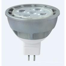 Lampe LED SMD MR16 2835SMD 5.5W 400lm AC/DC12V