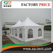 5x10m new product tent high quality customized tension canopy tent with accessories