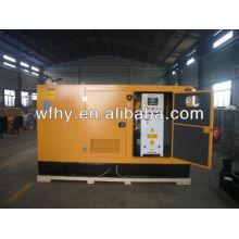 125kva Silent diesel Generator set