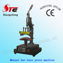 Hat Heat Transfer Printing Machine Manual Hat Heat Press Machine Cap Heat Transfer Machine Stc-Km01