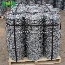 Pagar dawai bersudut Hot Dipped Galvanized