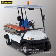 2 seaers CE preços carrinho de golfe elétrico carro ambulância