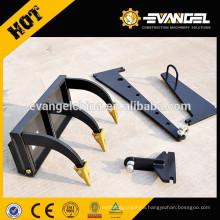 Wecan skid steer loader fork spare parts
