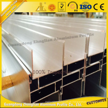 Porta deslizante de alumínio do perfil de alumínio limpo do fabricante