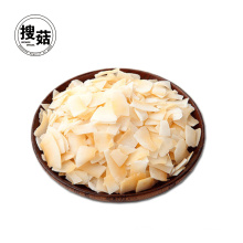 Bulk vacuum packed freeze dried coconut chips