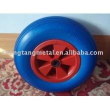 high quality pu wheel 400-6