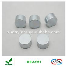n35 zinc ronde gros aimants en néodyme