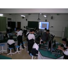 Sensor de laboratorio digital para educación en experimentos de física