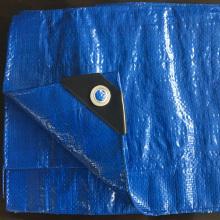 UV-behandelte Poly Tarps blaue Plane