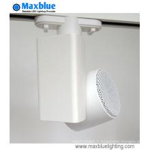 Lampe de piste à LED à 15 fils de 38 degrés et 4 fils
