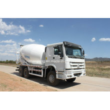 Camion de béton minier en Chine 8m3 (ZZ1257N3247W)