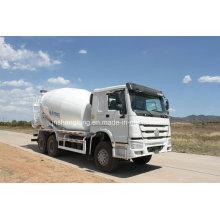 Caminhão em betão de mineração China 8m3 (ZZ1257N3247W)