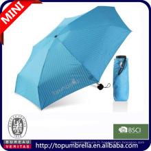 2014 nouveau hot vente super mini 5 parapluie sac pliant