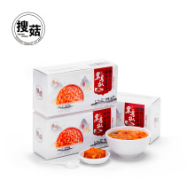 hot flavor spicy chinese features instant soup