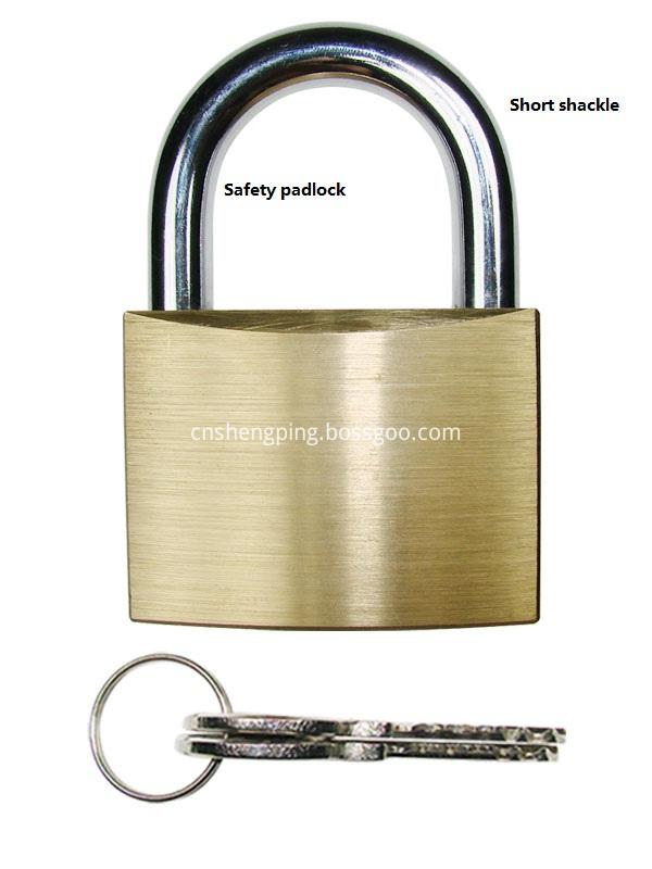 2015 New Products Heavy Duty Brass Padlocks