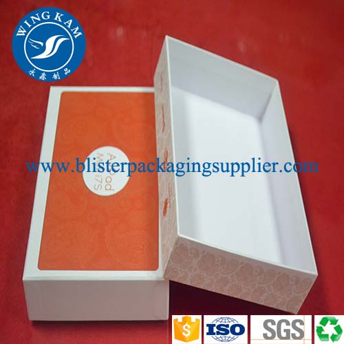 Printing luxury paper box packaging