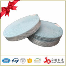 Clothes Woven Polyester Elastic Webbing Tape For Customs