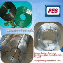 PVC Coated Iron Wire (PVC Wire) BWG 6#---32#