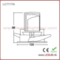 Rotating Recessed 8W COB LED Ceiling Downlight LC7717n