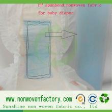 Hydrophiles Polypropylen-Vliesstoff für Babywindel