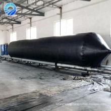 Wear resistance rubber marine inflatable boat pontoon