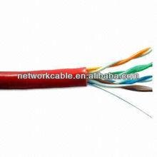 Cobre desnudo 1m cable de remiendo utp cat5 / 6