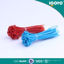 Cravate Zip Câble Coloré Fabricant Chinois à Vendre