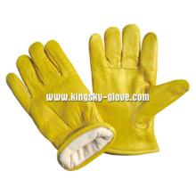 Premium Kuh Korn Winter Arbeit Handschuh