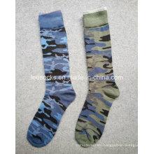Cotton Camouflage Military/Army Socks/ Custom Socks