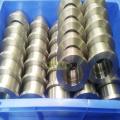Pièces tournées de précision pour l'usinage du laiton et de l'acier inoxydable