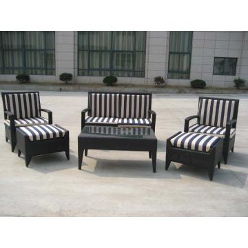 Garden Furniture Wicker Furniture Design Model Sofa Set