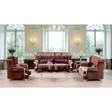 Home furniture luxury living room sofa set XYN1058