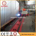 H Beam Welding Machine for corrugated Web Plate