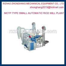 MCTP máquina mini arroz molino
