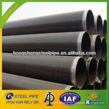 Tubo soldado P235 GH de acero al carbono