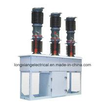 Zw7-40.5 Hochspannungs-Vakuum-Leistungsschalter
