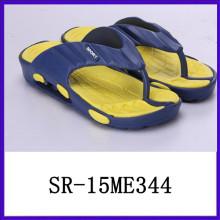 Los zapatos al aire libre de lujo calzan las sandalias sandalias del verano de las sandalias de los hombres de las sandalias 2015