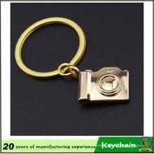 Камера 3D Ключевая цепь металла для подарка сувенира