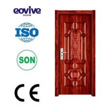 Modernes Design Mdf Hdf Tür/Melamin Tür Tür/Stahl