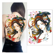 Camouflage white sheets Watransfer hydrodipping water transfer printing paper Film for temporary tattoo